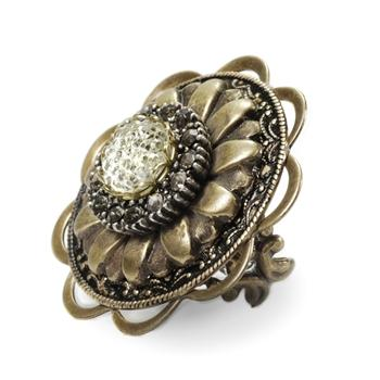 Flying Saucer Ring - Sweet Romance Wholesale