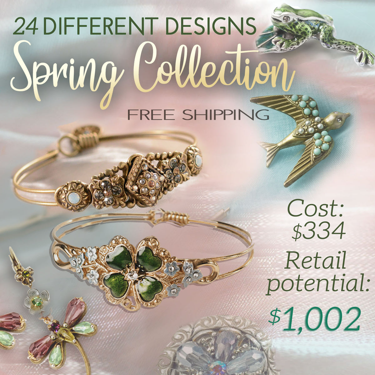 Spring 2020 Collection Deal - Sweet Romance Wholesale