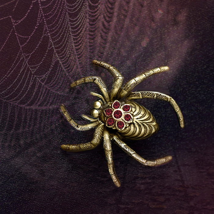 Spider Pin P651 - Sweet Romance Wholesale