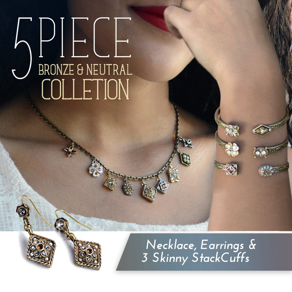 4pc Bronze Neutral Spring DEAL