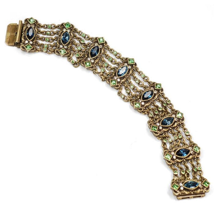 Madrid Crystal Bracelet - Sweet Romance Wholesale