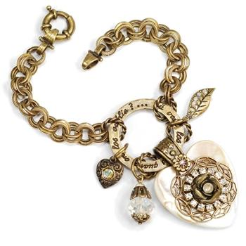 French Dream Verse Bracelet - Sweet Romance Wholesale