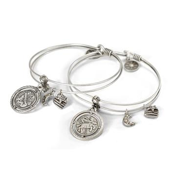 Zodiac Bangle - Sweet Romance Wholesale
