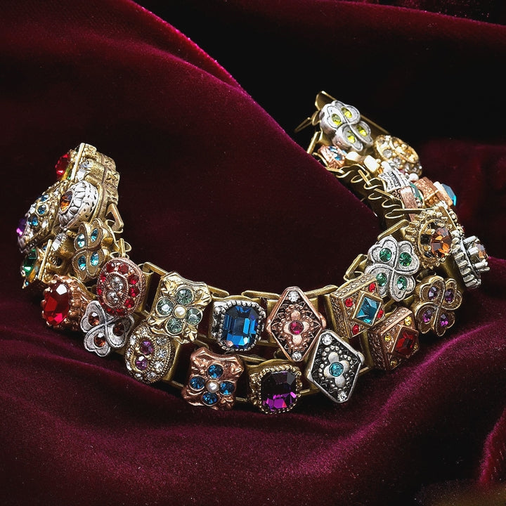Royal Renaissance Canterbury Bracelet BR636 - Sweet Romance Wholesale