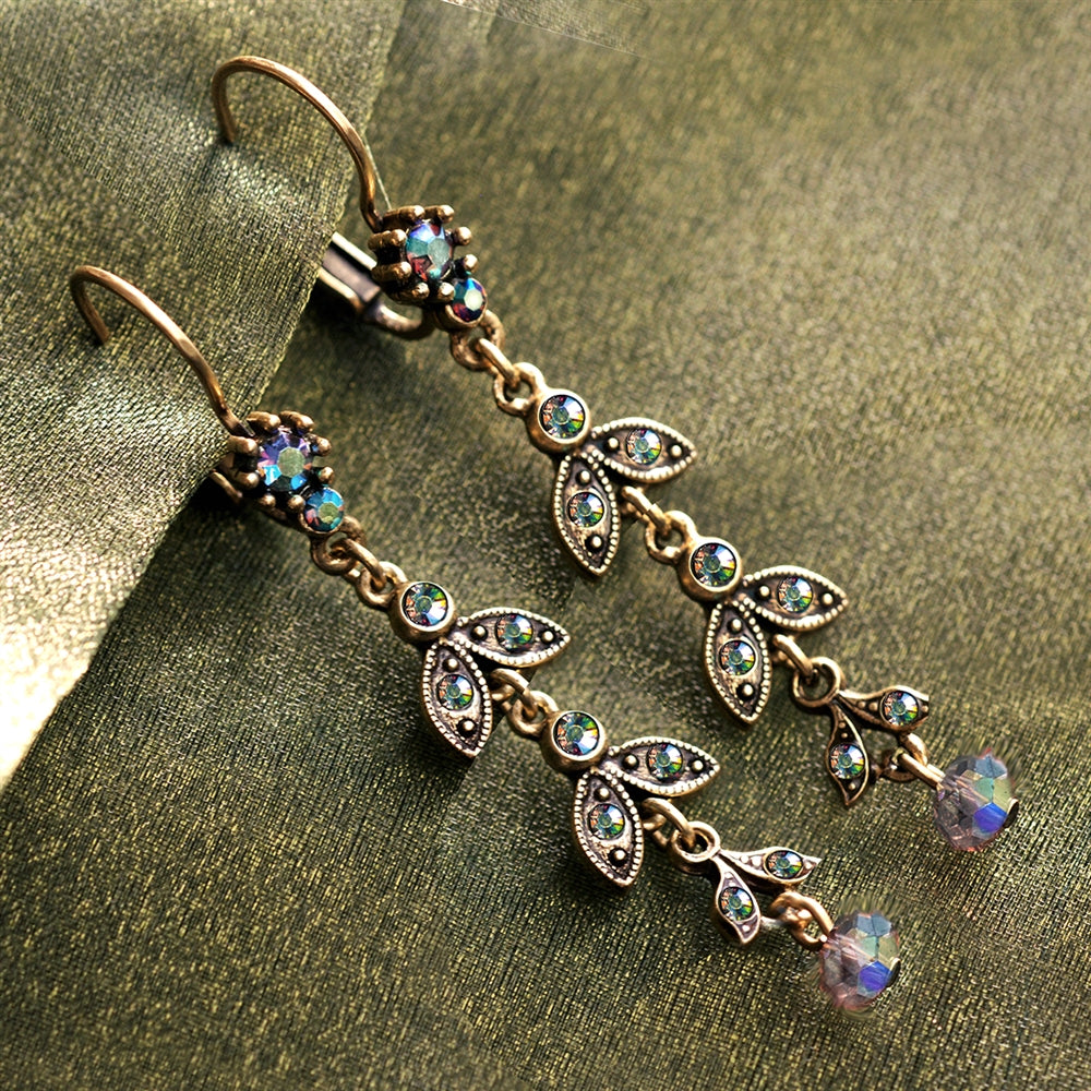 Graduated Dangle Earrings - Sweet Romance Wholesale