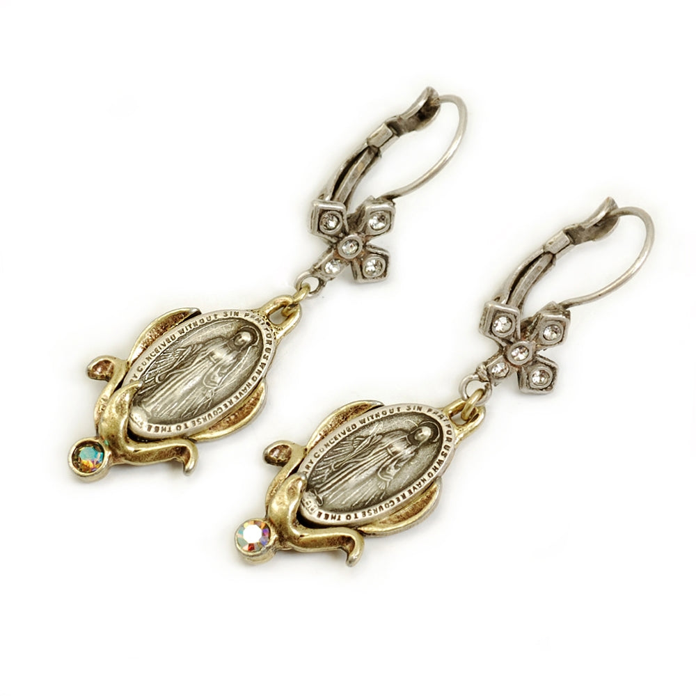 Lady of Hope Earrings E1156