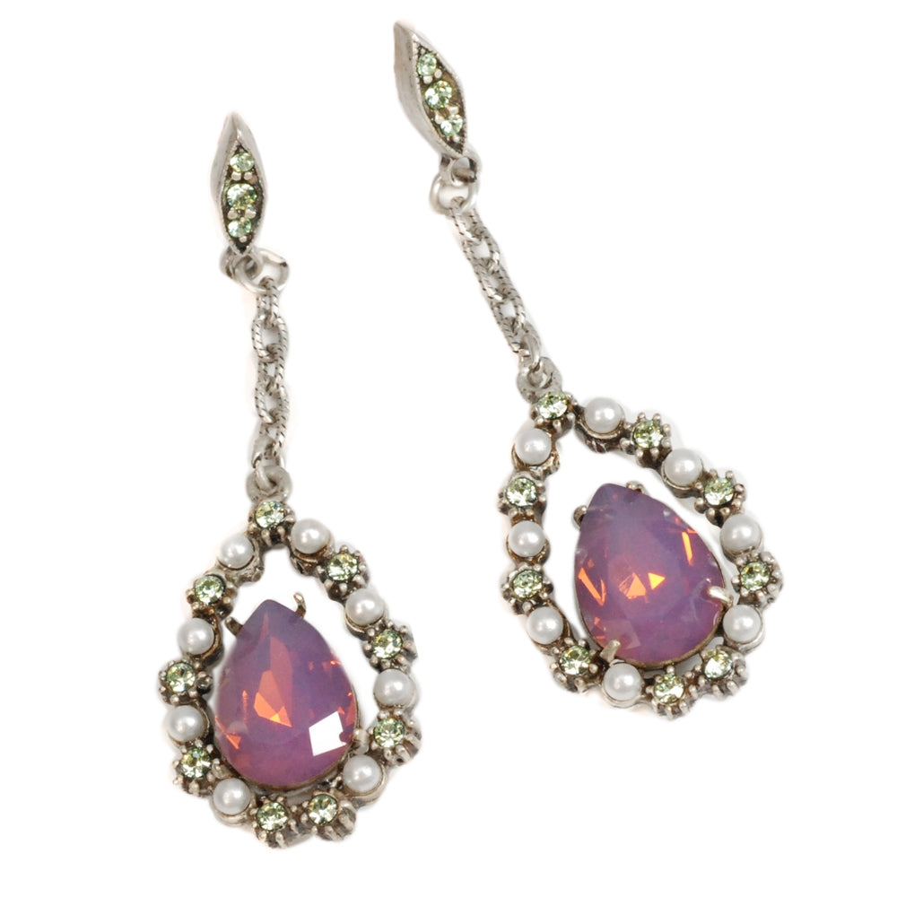Crystal Lorena Earrings