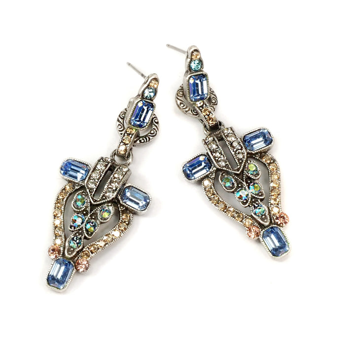 Art Deco New York City Vintage Earrings E1206 - Sweet Romance Wholesale