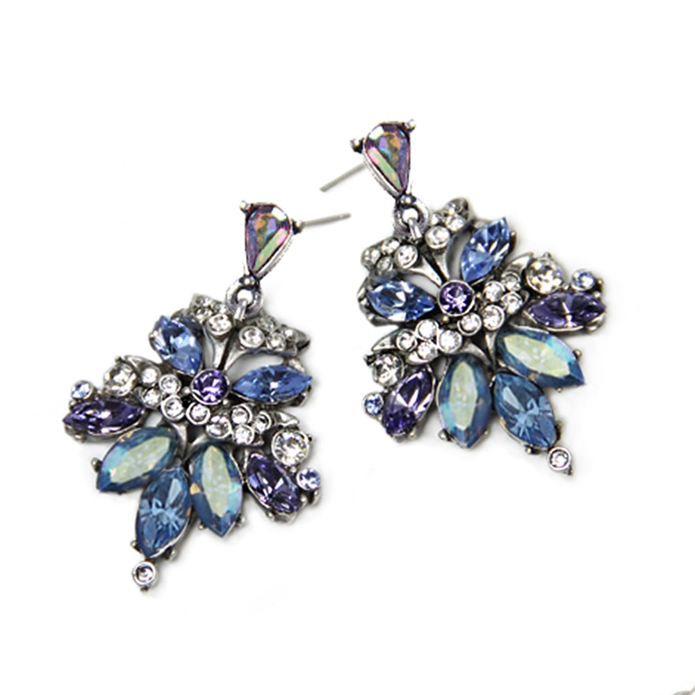 Retro 1950s Starlight Earrings - Sweet Romance Wholesale