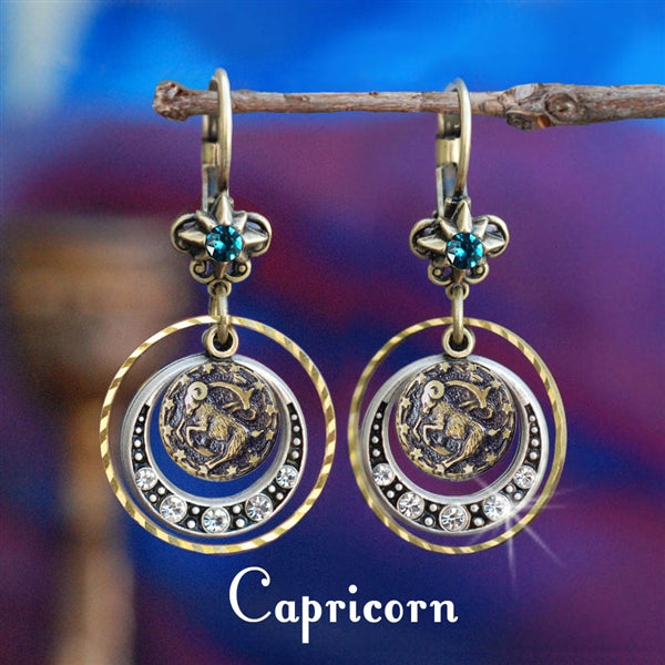 Zodiac Earrings - Sweet Romance Wholesale
