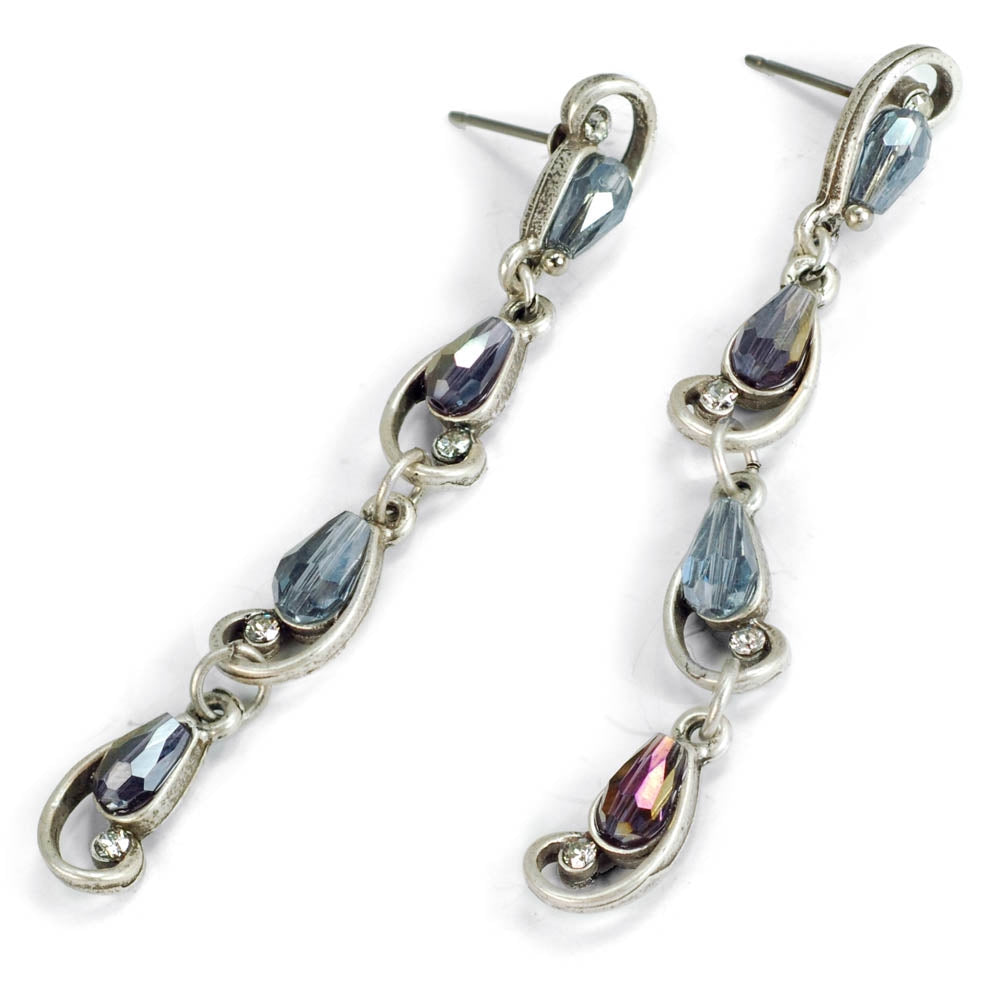 Triple Teardrop Earring - Sweet Romance Wholesale
