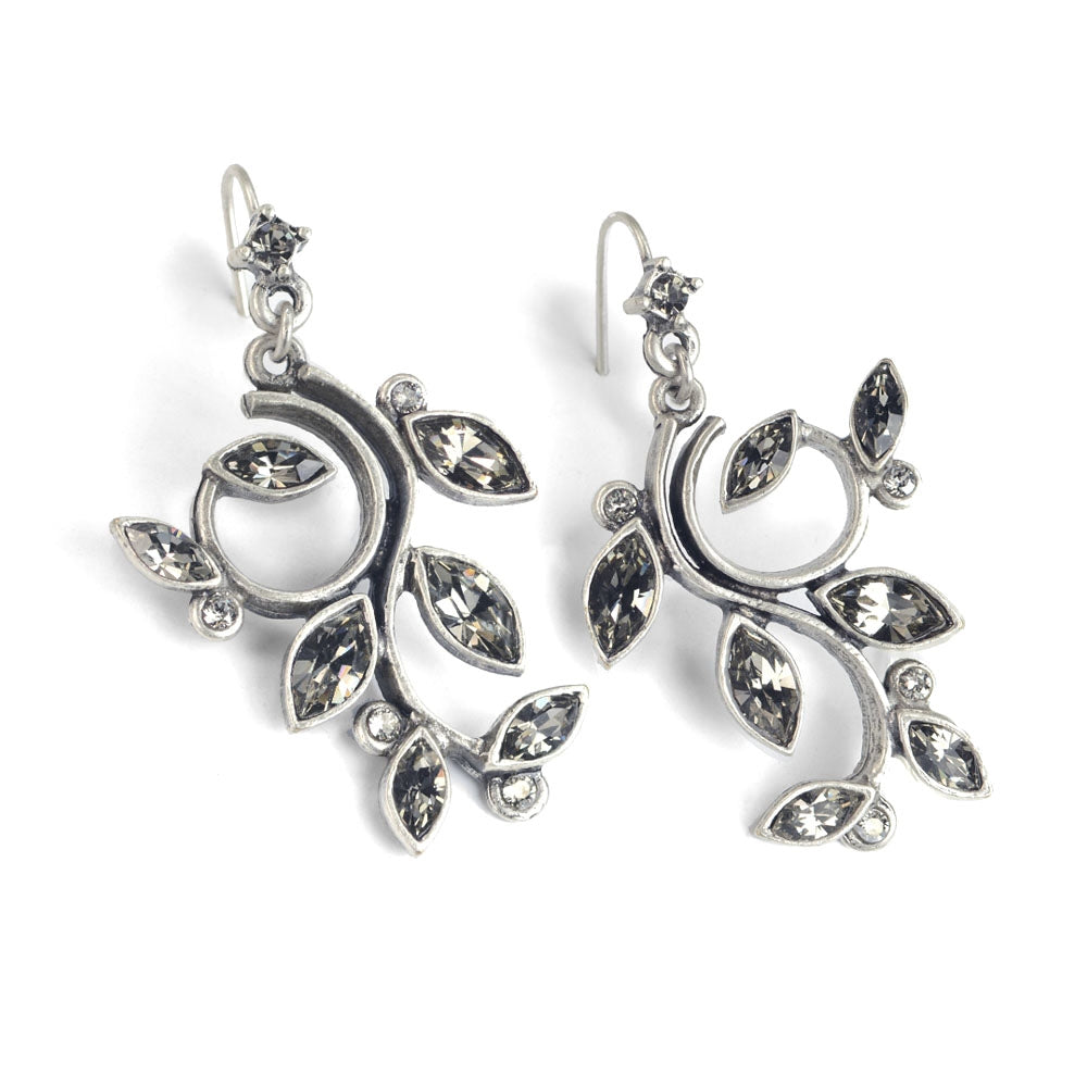 Winding Leaves Earrings - Sweet Romance Wholesale