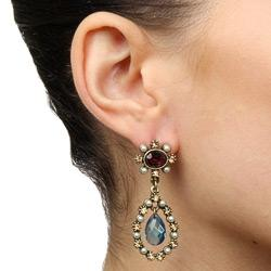 Royal Juliette Earrings - Sweet Romance Wholesale