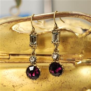 Demi Juliette Earrings - Sweet Romance Wholesale