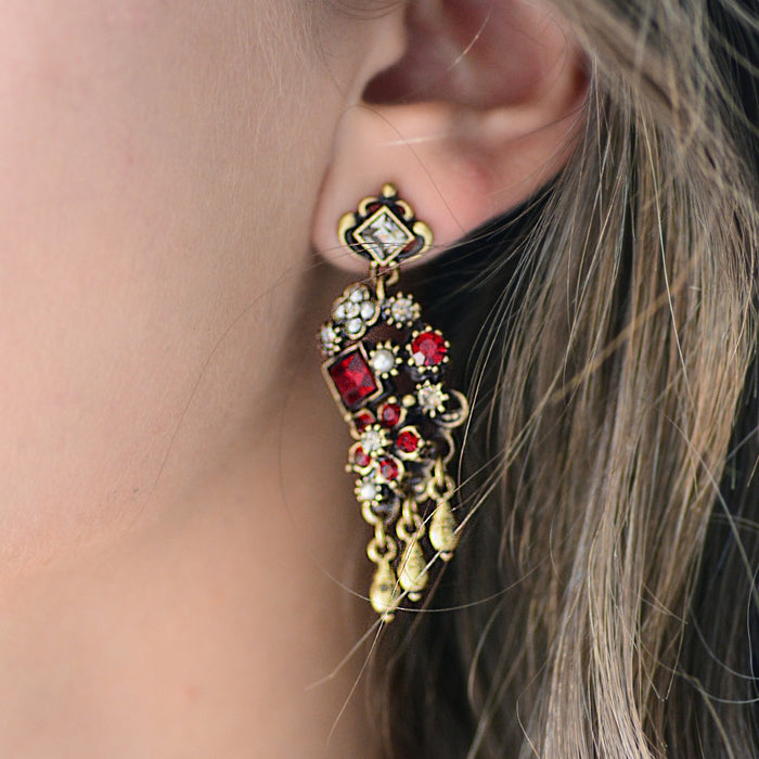 Somerset Garden Earrings