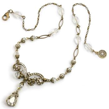 Victorian Lavaliere Necklace - Sweet Romance Wholesale