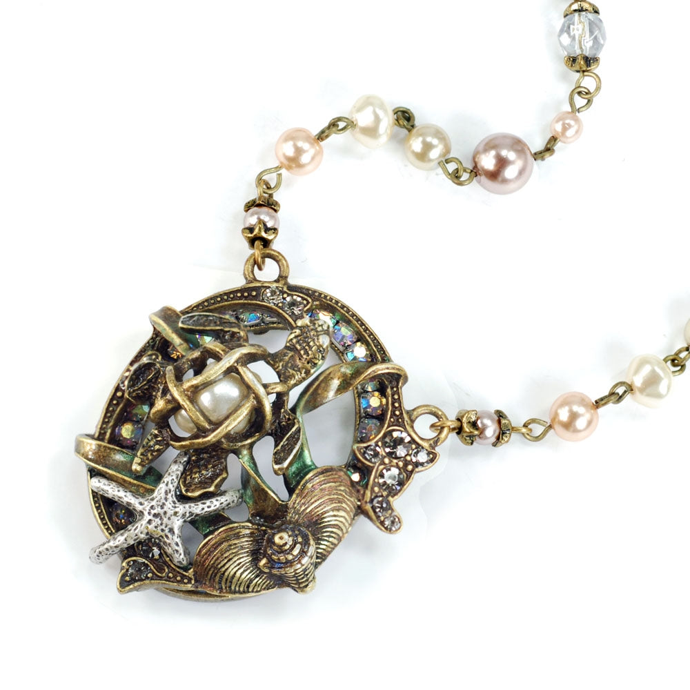 Sea Turtle Necklace N1361 - Sweet Romance Wholesale