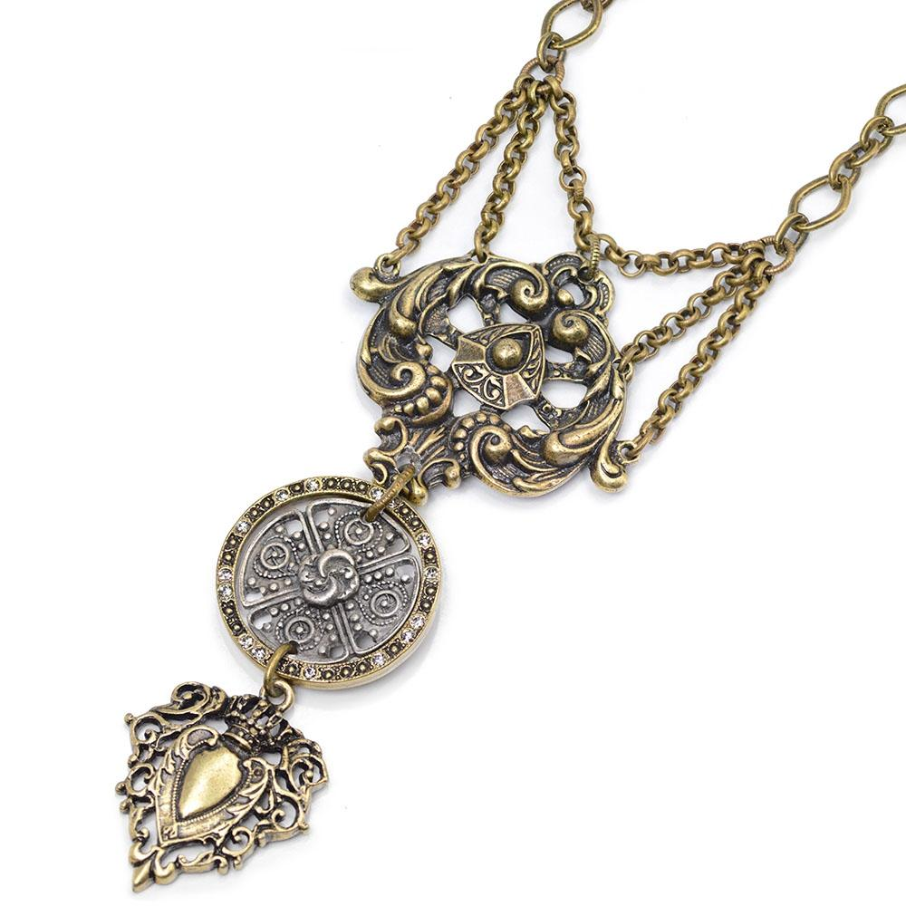 Dorchester Necklace - Sweet Romance Wholesale