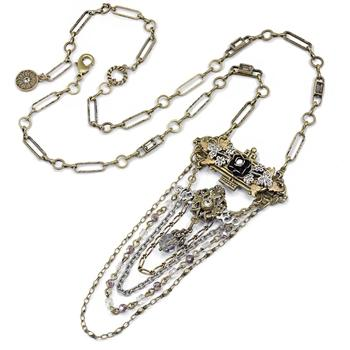 Victorian Garland Necklace - Sweet Romance Wholesale