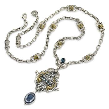 Chevalier Necklace - Sweet Romance Wholesale