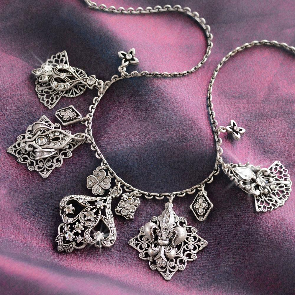Lost Treasure Necklace - Sweet Romance Wholesale