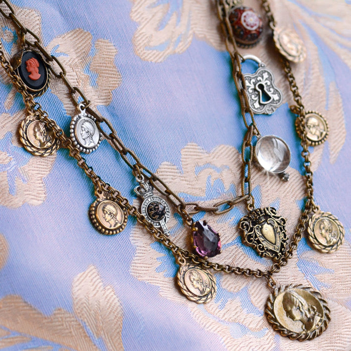 Vintage Curiosity Necklace