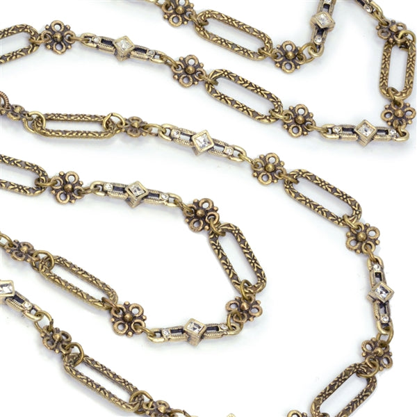 Chantilly Chain Necklace N1441 - Sweet Romance Wholesale