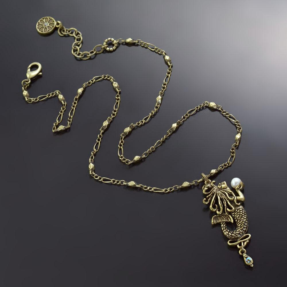 Free Spirit Mermaid Necklace