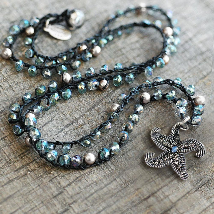 Hawaii Starfish Necklace - Sweet Romance Wholesale