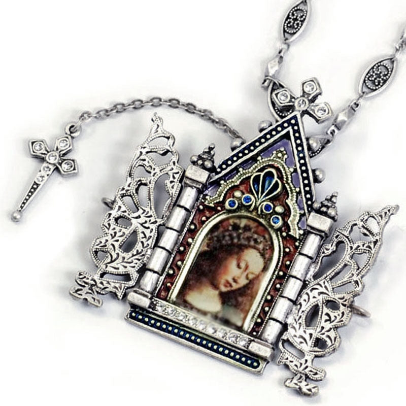 Gates of Heaven Necklace N411 - Sweet Romance Wholesale