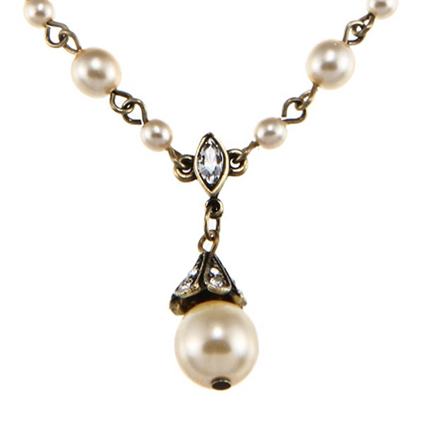 Demi Pearl Necklace - Sweet Romance Wholesale