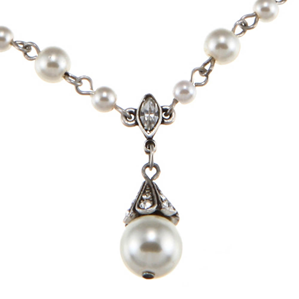 Demi Pearl Necklace