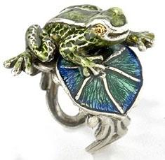 Froggy Ring - Sweet Romance Wholesale