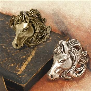 Mustang Horse Ring - Sweet Romance Wholesale