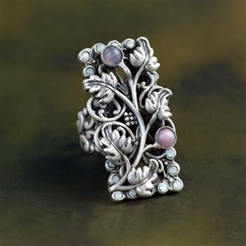 Secret Garden Ring - Sweet Romance Wholesale