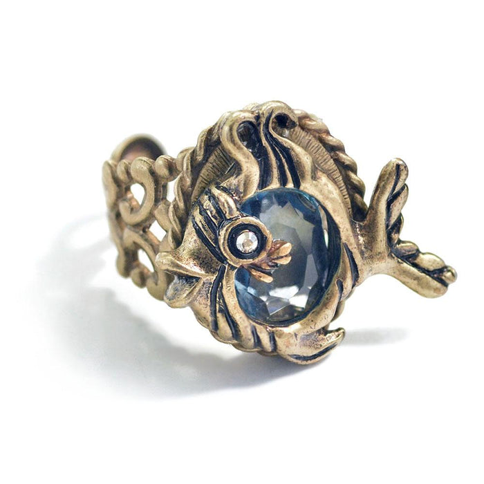 Little Fish Ring - Sweet Romance Wholesale