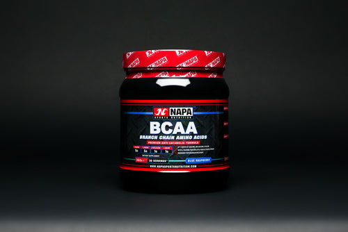 BCAA Powder 360g (Branch Chain Amino Acids) : 30servings - NapaSports