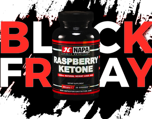 Raspberry Ketone : 30 Servings