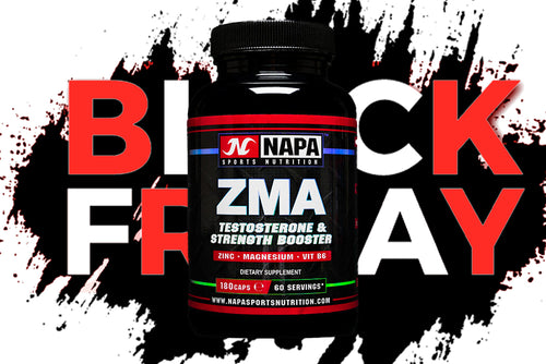 ZMA (60 Servings) - NapaSports