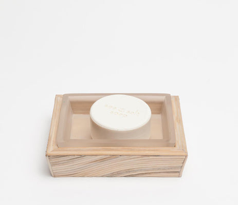 Tifton Soap Dish in Natural