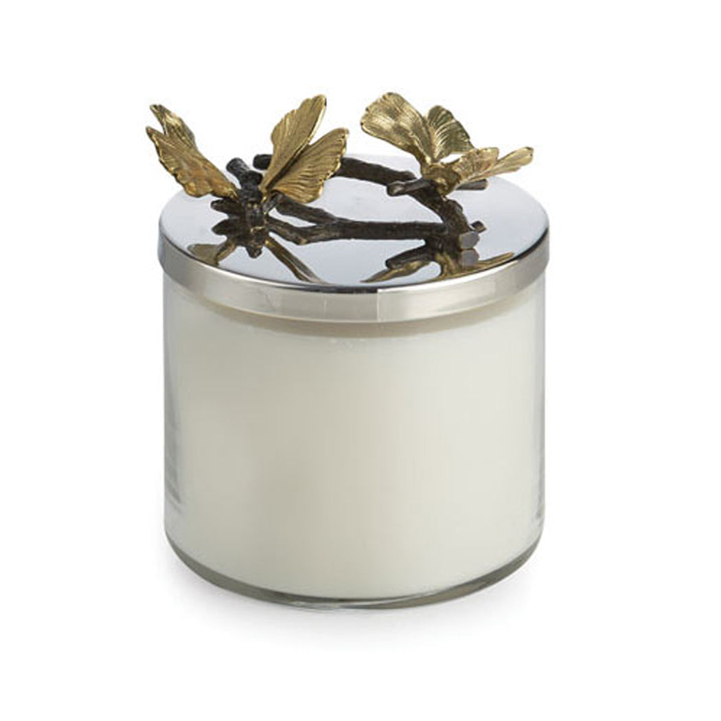 Home Fragrance Butterfly Ginkgo Candle