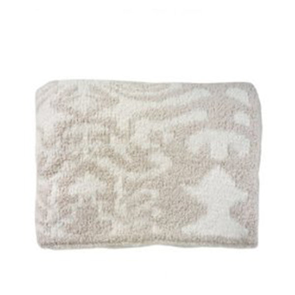 Kashwere Damask Throw in Creme