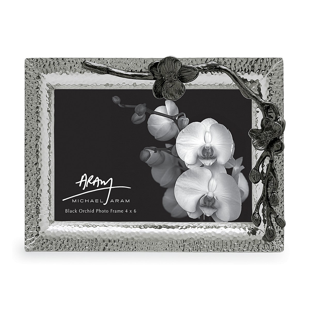 Black Orchid Frame 4 x 6