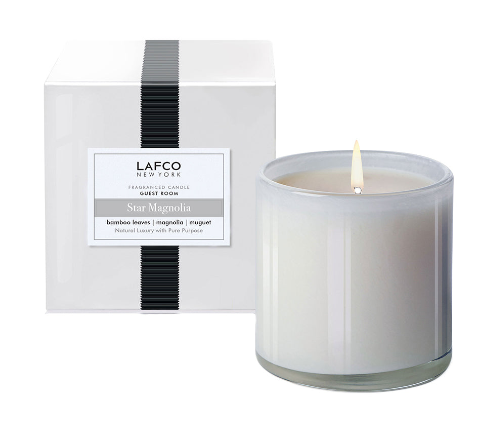 "Star Magnolia ""Guest Room"" Candle"