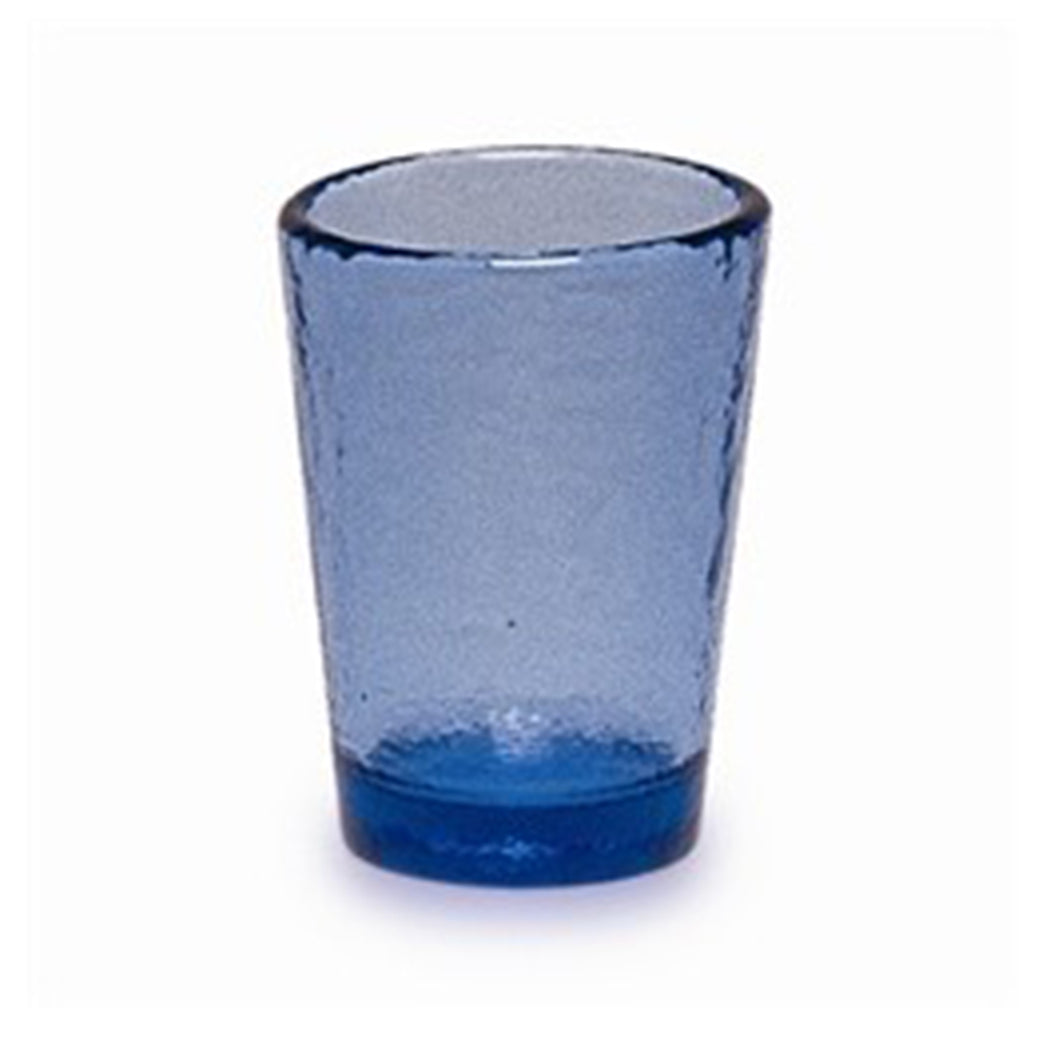 Recycled Glass Cobalt Small Tumbler