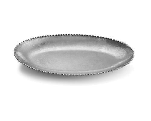 Molten Frost Oval Platter Small