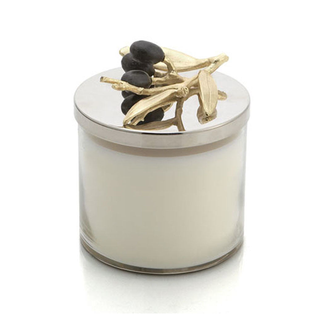 Home Fragrance Olive Branch Candle