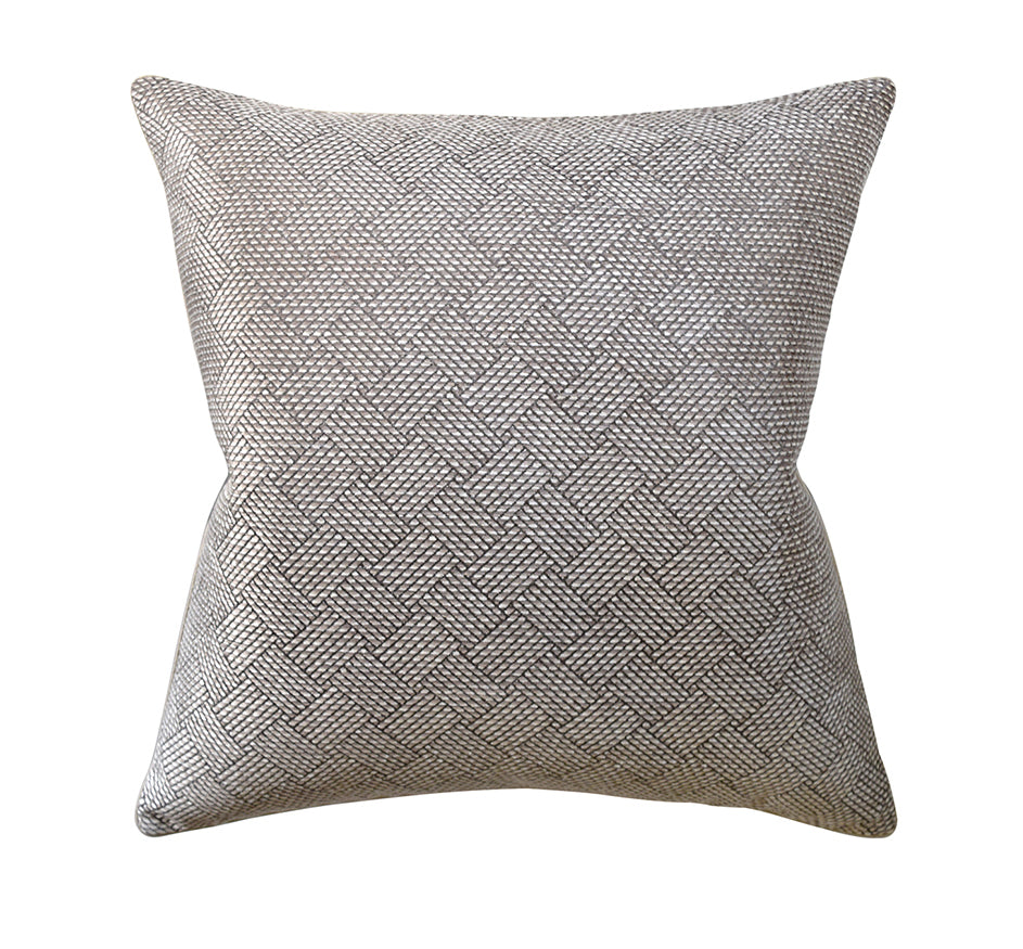 Marble Arch Pillow in Mica