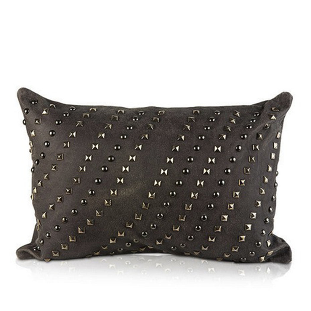 Tarak Pillow in Black