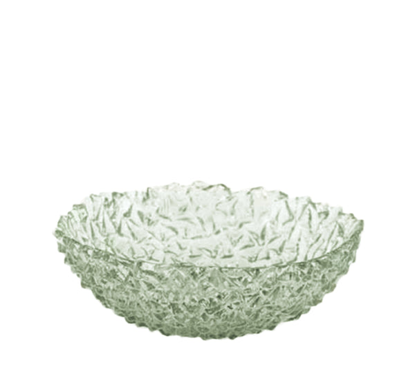 Crunkle Bowl in Peridot